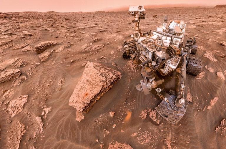 De la Tierra a Marte: La búsqueda de vida en Marte