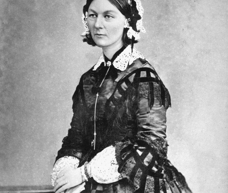 Florence Nightingale, la dama de la lámpara que salvó miles de vidas con una gráfica