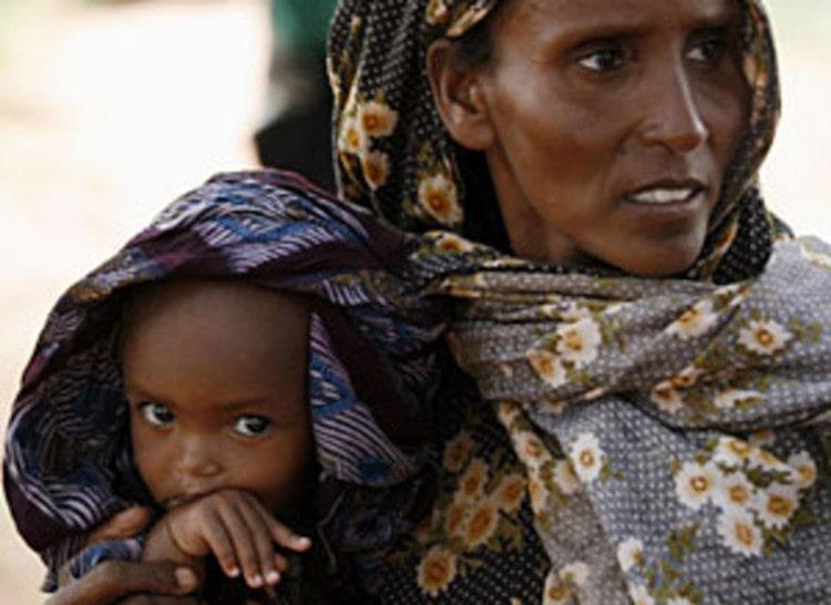 La pandemia puede agravar la desnutrición materna e infantil